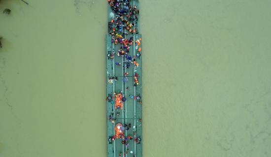 """Bài học từ trận mưa lớn """"nghìn năm có một"""" ở Trung Quốc và sức mạnh công nghệ trong thiên tai ảnh 5"""