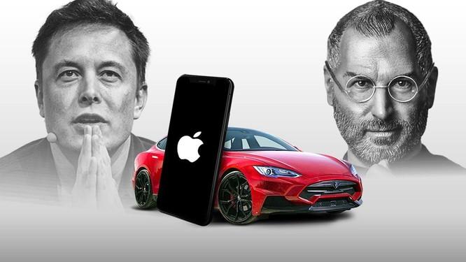 """Mối duyên nợ giữa Apple và Tesla: Elon Musk lại """"đá xéo"""" nhà Táo ảnh 2"""