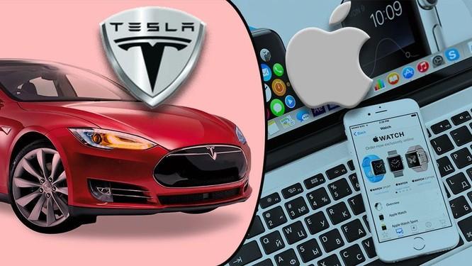 """Mối duyên nợ giữa Apple và Tesla: Elon Musk lại """"đá xéo"""" nhà Táo ảnh 3"""