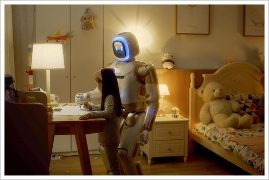 Khi robot được trang bị AI, một kỷ nguyên mới của thế giới đang bắt đầu ảnh 6