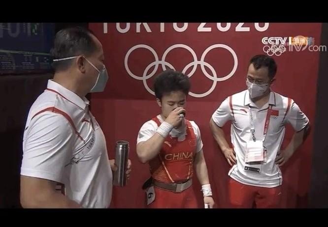 """""""Vũ khí bí mật"""" của các nhà vô địch Olympic Trung Quốc khiến thế giới bất ngờ ảnh 3"""