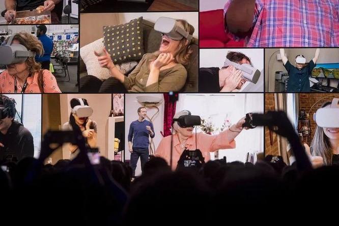 """Mark Zuckerberg: Vũ trụ kỹ thuật số """"Metaverse"""" sẽ là thế hệ Internet tiếp theo ảnh 2"""