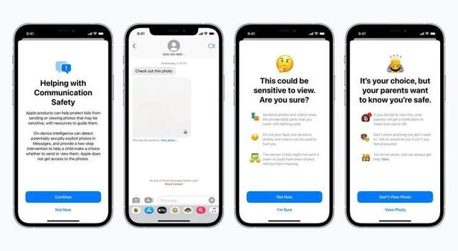 Công nghệ quét ảnh khiêu dâm trẻ em của Apple gây tranh cãi ảnh 3