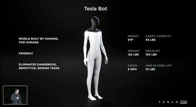 Tesla không chỉ muốn làm ra những mẫu xe điện tự hành mà còn tham vọng trở thành người khổng lồ AI ảnh 3