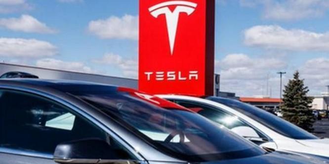Tesla không chỉ muốn làm ra những mẫu xe điện tự hành mà còn tham vọng trở thành người khổng lồ AI ảnh 1