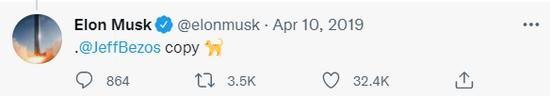"""""""Drama"""" giữa hai ông trùm không gian Jeff Bezos - Elon Musk ngày càng kịch tính ảnh 10"""