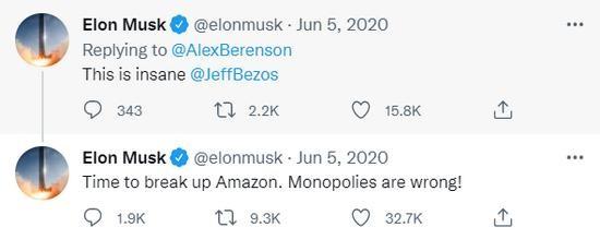 """""""Drama"""" giữa hai ông trùm không gian Jeff Bezos - Elon Musk ngày càng kịch tính ảnh 12"""
