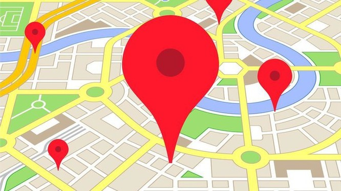 Google phát hành bản đồ rút gọn Google Map Go ảnh 1