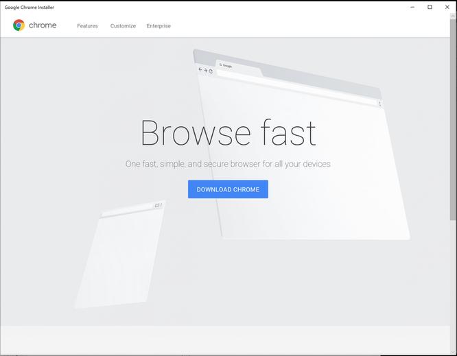 """Microsoft """"phũ phàng"""" gỡ bỏ Google Chrome khỏi kho ứng dụng Windows Store ảnh 1"""