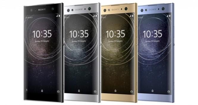 Rò rỉ hình ảnh bộ ba Sony Xperia XA2, XA2 Ultra và Xperia L2 ảnh 2