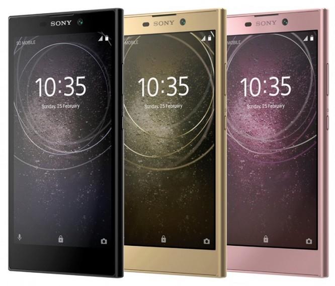 Rò rỉ hình ảnh bộ ba Sony Xperia XA2, XA2 Ultra và Xperia L2 ảnh 3