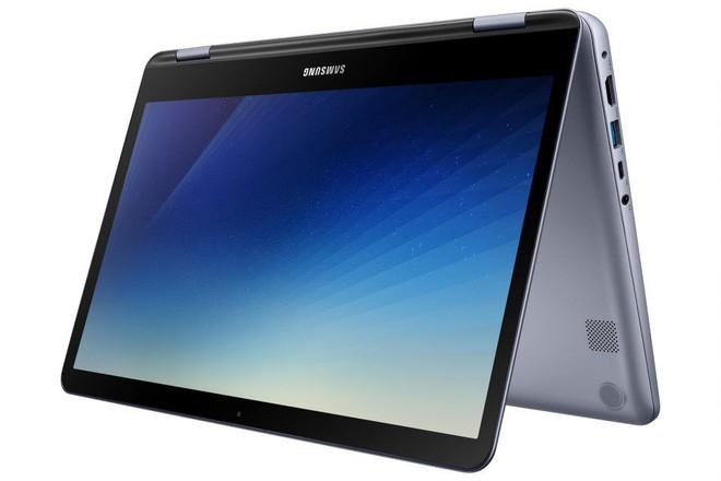 Laptop Samsung Notebook 7 Spin tích hợp cảm biến vân tay và gập đôi thành máy tính bảng ảnh 2