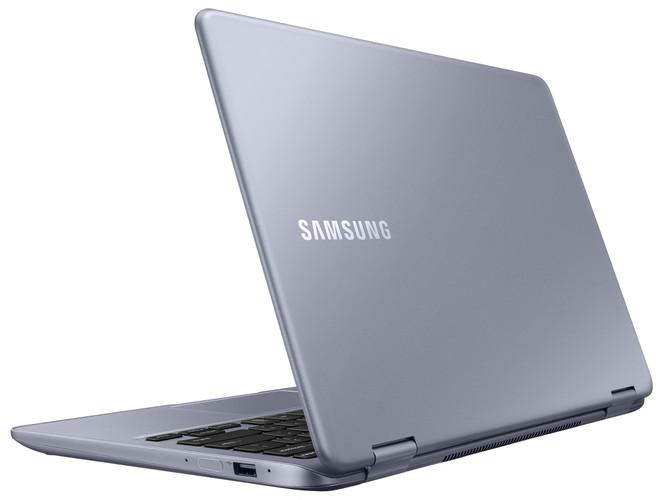 Laptop Samsung Notebook 7 Spin tích hợp cảm biến vân tay và gập đôi thành máy tính bảng ảnh 1