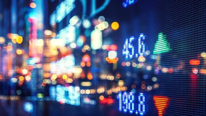 Thị trường chứng khoán Mỹ giảm điểm, giá vàng có phiên tăng thứ 3 liên tiếp ảnh 1