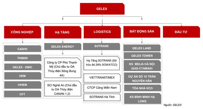 Gelex: Chuẩn bị chuyển sàn sau tái cơ cấu và thay đổi vị trí ban lãnh đạo ảnh 1