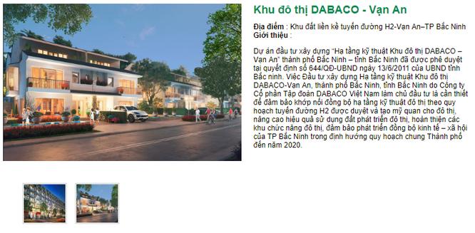 Thấy gì từ BCTC mới nhất của Dabaco - chủ đầu tư dự án BT tuyến đường H2 Tp. Bắc Ninh? ảnh 2