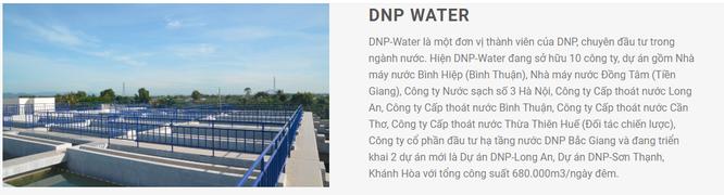 Nhựa Đồng Nai: Thâm nhập ngành nước với DNP Water ảnh 1