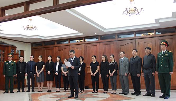 Lễ viếng Chủ tịch nước Trần Đại Quang tại các nước ảnh 18