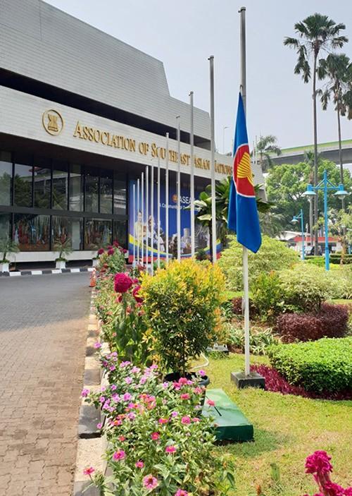 Lễ viếng Chủ tịch nước Trần Đại Quang tại các nước ảnh 20