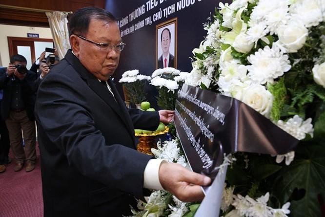 Lễ viếng Chủ tịch nước Trần Đại Quang tại các nước ảnh 1