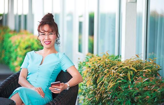 Những nữ CEO nổi bật trên thị trường chứng khoán Việt Nam ảnh 3