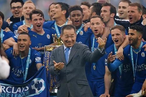 """Chân dung vị tỷ phú Vichai, người đã giúp Leicester City """"mơ về những điều không thể"""" ảnh 1"""