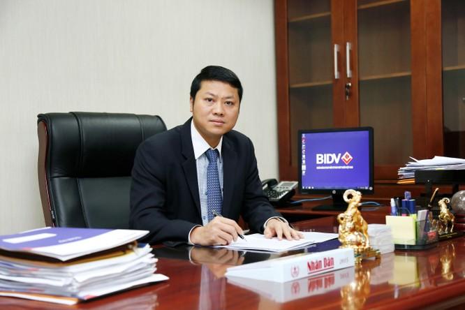 BIDV đã có Chủ tịch HĐQT mới, là ông Phan Đức Tú ảnh 2