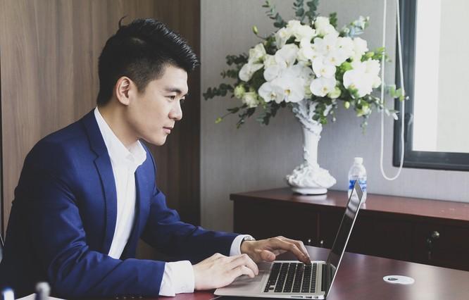 Con trai bầu Hiển: Đã đến lúc tôi trở về Việt Nam ảnh 7