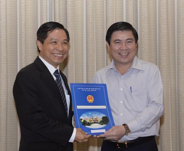 Ông Lê Nguyễn Minh Quang xin nghỉ việc ảnh 1