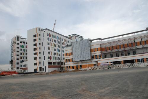 Tổng Công ty Xây dựng số 1 trúng gói thầu hơn 900 tỷ đồng tại Trà Vinh ảnh 1