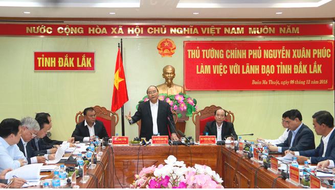 Năm 2019, tỉnh Đắk Lắk phấn đấu đạt tốc độ tăng trưởng vượt mức mục tiêu đề ra ảnh 1
