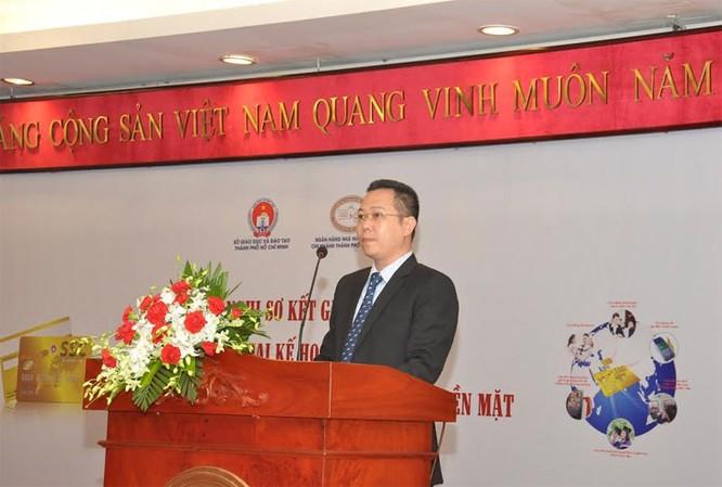 Ông Lê Hải trở lại vị trí Phó Tổng Giám đốc MBBank ảnh 1