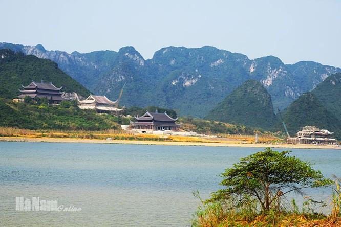 Thẩm định đồ án quy hoạch Khu DLQG Tam Chúc tại tỉnh Hà Nam ảnh 1