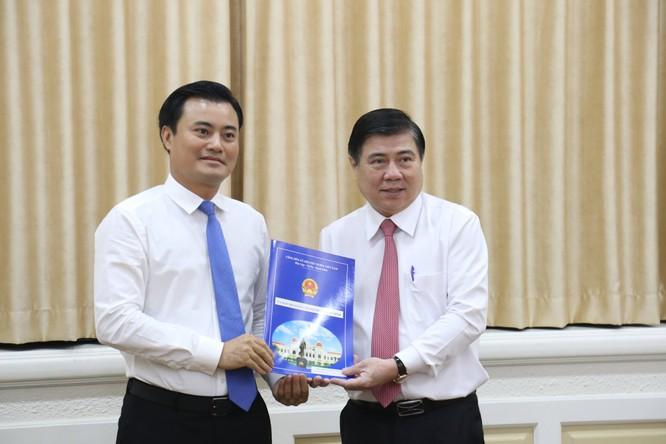 Thay ông Lê Nguyễn Minh Quang, ông Bùi Xuân Cường trở lại làm Trưởng Ban Quản lý Đường sắt đô thị TP HCM ảnh 1