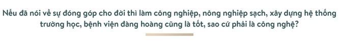 Ông Phạm Nhật Vượng: Thế giới phải biết Việt Nam trí tuệ, đẳng cấp - Ảnh 4.