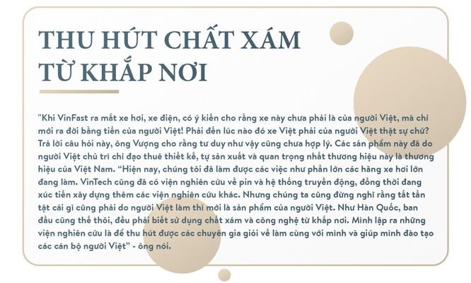 Ông Phạm Nhật Vượng: Thế giới phải biết Việt Nam trí tuệ, đẳng cấp - Ảnh 26.