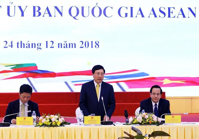 Phê duyệt danh sách Ủy viên, Trưởng các Tiểu ban và Ban Thư ký Asean Quốc gia 2020 ảnh 1