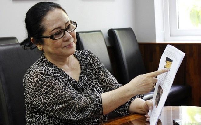 """Nhìn lại những """"nốt trầm"""" của nữ đại gia Dương Thị Bạch Diệp"""