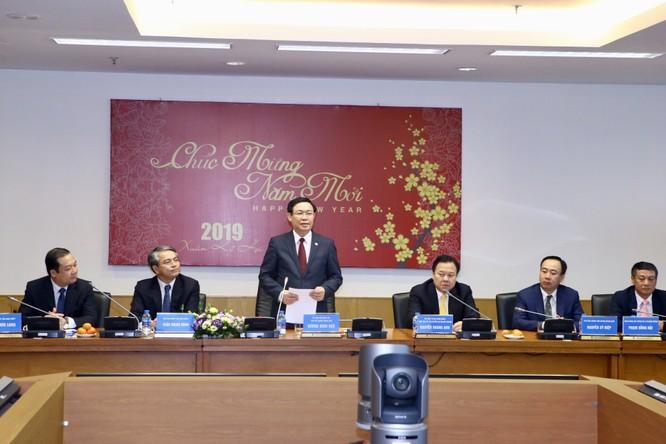 Phó Thủ tướng: Cán bộ làm việc tại CMSC phải trong sáng, tự trọng và có trách nhiệm ảnh 2