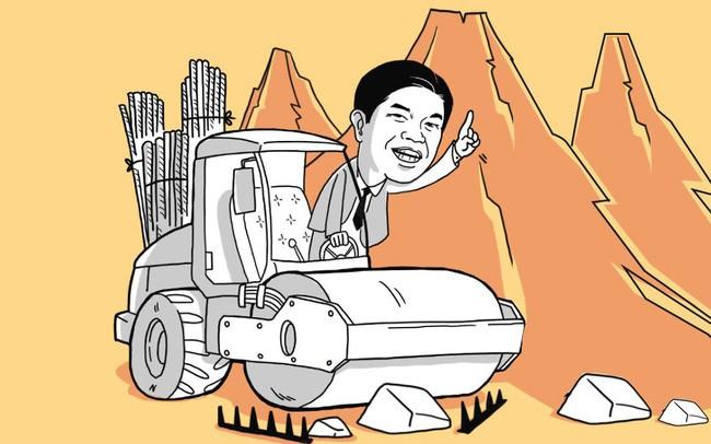"""Hòa Phát đặt kế hoạch lãi giảm 22%: Sự thận trọng đầy toan tính của """"xe lu"""" ảnh 1"""