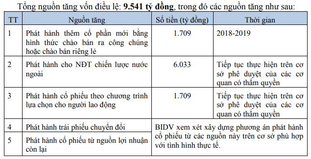 BIDV tiết lộ lý do chưa phát hành riêng lẻ cho nhà đầu tư chiến lược nước ngoài ảnh 1