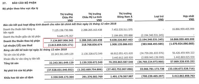 """Viettel Global: Báo cáo tài chính chưa """"đẹp"""", bởi khoản lỗ kế hoạch ở thị trường Myanmar ảnh 1"""