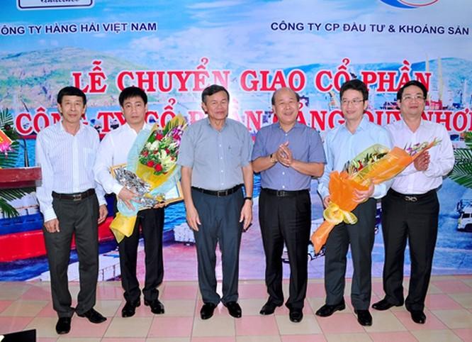 Hai văn bản ông Vũ Văn Ninh đã ký khi cổ phần hóa Cảng Quy Nhơn ảnh 2