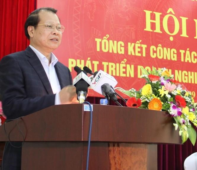 Hai văn bản ông Vũ Văn Ninh đã ký khi cổ phần hóa Cảng Quy Nhơn ảnh 1