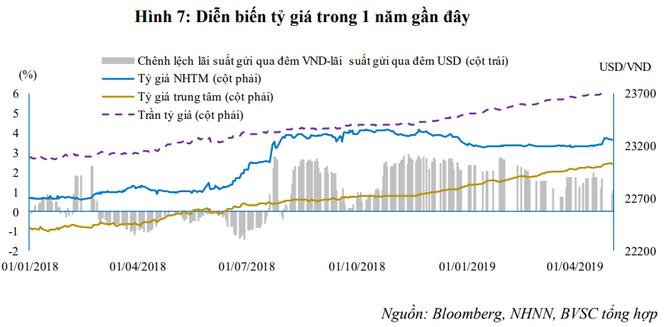 BVSC: NHNN sẽ phải tính toán điều tiết phù hợp nếu muốn ổn định tỷ giá ảnh 3