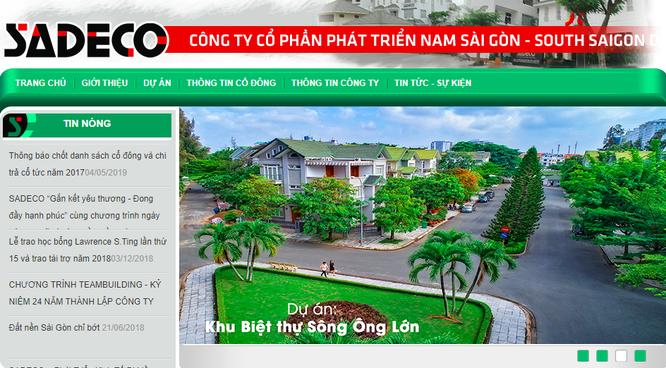 Nhìn lại thương vụ Công ty Tân Thuận (IPC) bán rẻ 9 triệu cổ phần Sadeco cho Nguyễn Kim ảnh 1
