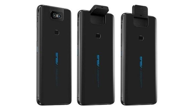 Asus ZenFone 6 tích hợp máy ảnh xoay 48MP, pin 5.000mAh ảnh 2