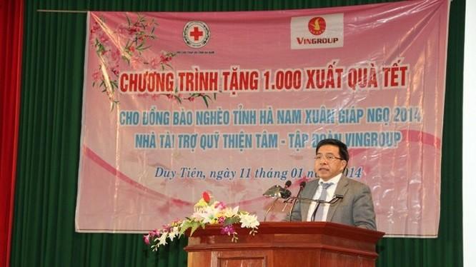 Vinhomes thay Tổng Giám đốc: ông Phạm Thiếu Hoa thay bà Lưu Thị Ánh Xuân ảnh 1