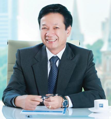 Ông Lê Văn Quyết thay ông Cao Xuân Ninh làm Chủ tịch Eximbank AMC ảnh 1