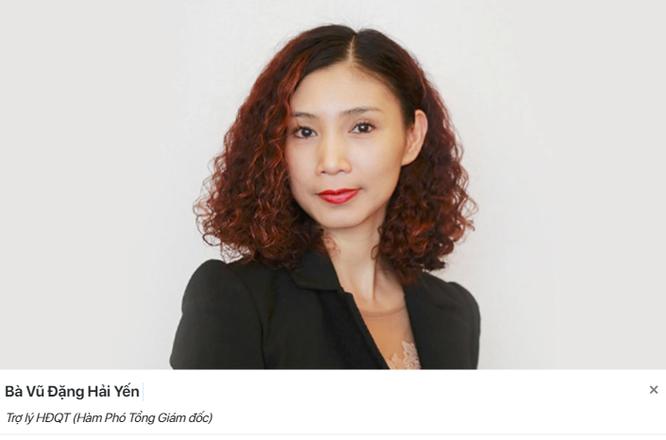 FLC bổ nhiệm bà Vũ Đặng Hải Yến làm Phó Tổng Giám đốc ảnh 1
